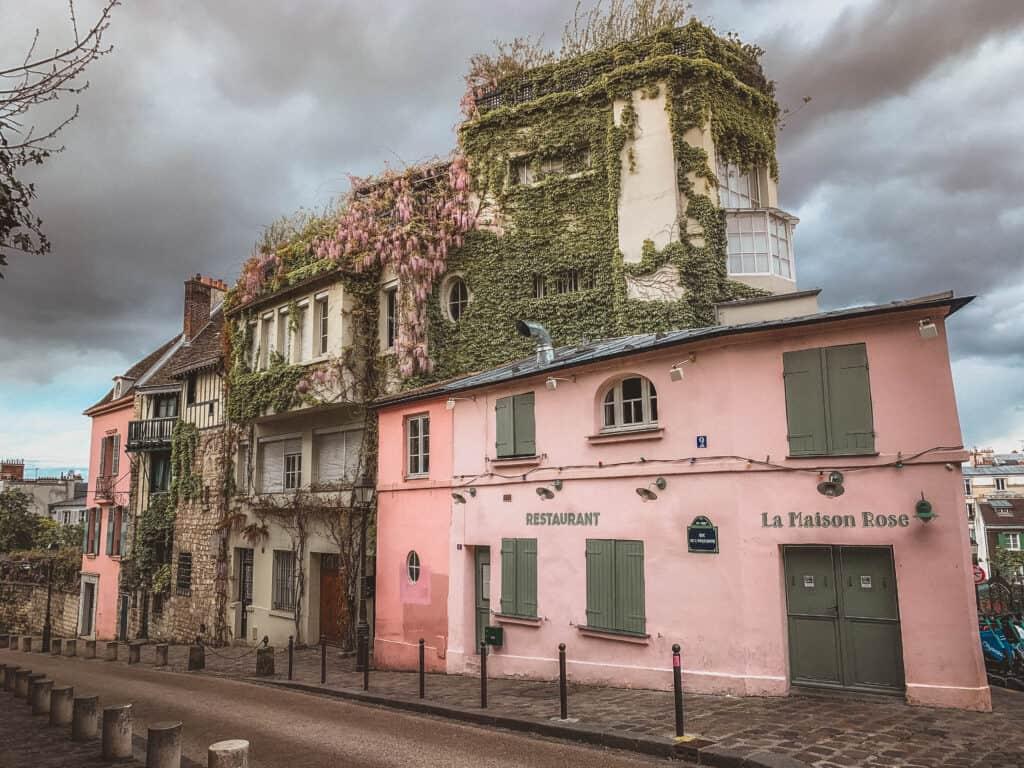 wisteria at la maison rose