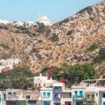 Klima picturesque fishing village, Milos, Cyclades Islands, Greece