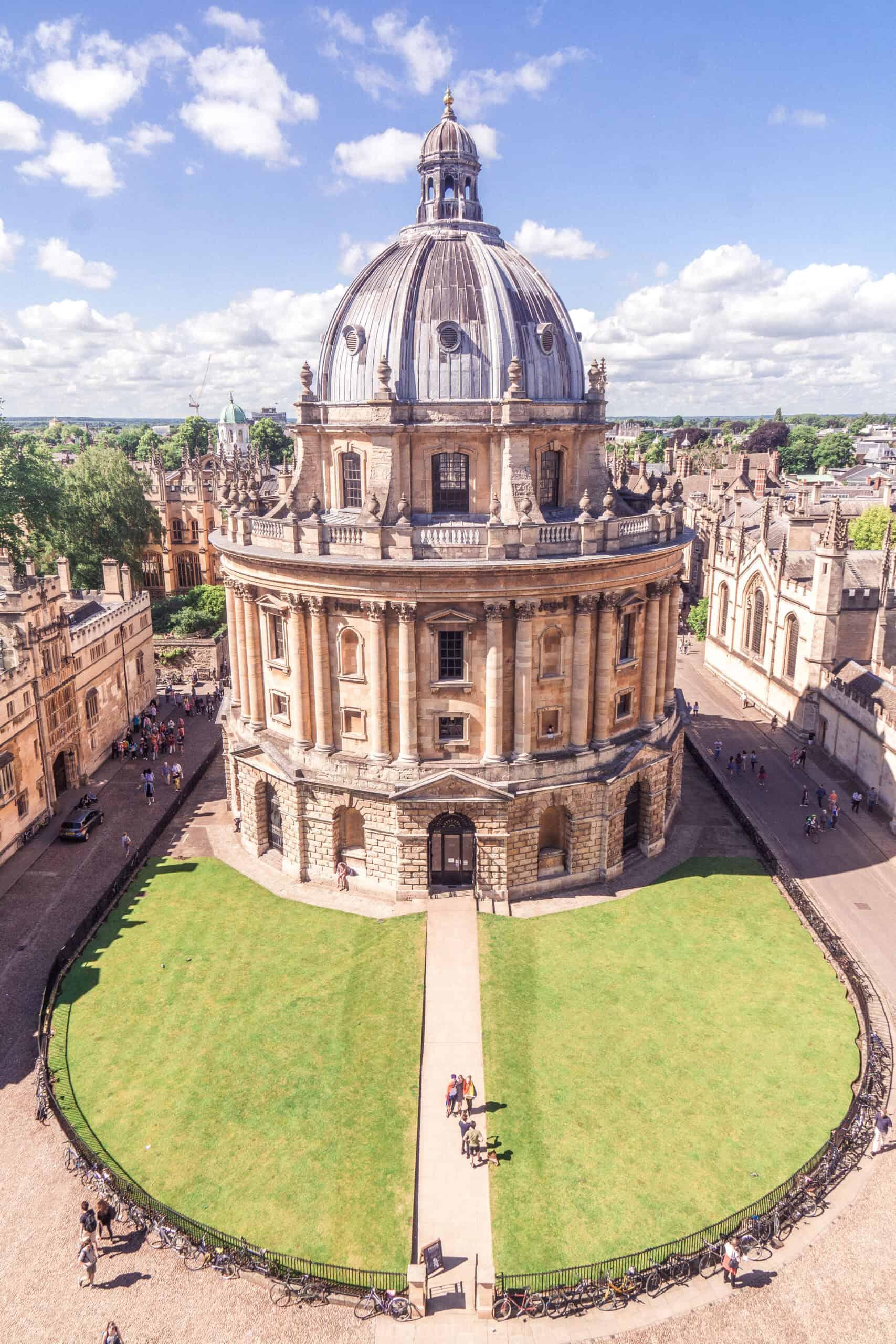 Rad Cam Oxford, England