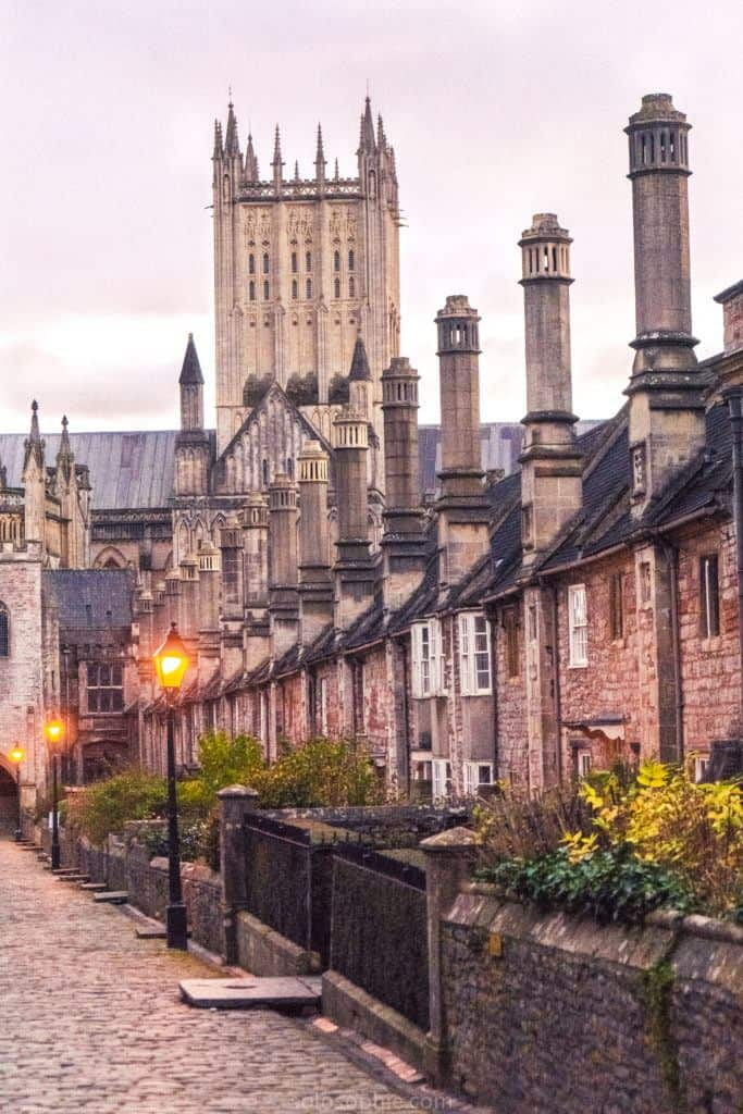 Nestled in the foothills of the mythical Mendips, the beautiful cathedral city of Wells lies close to the border with Wales and is not far from the iconic Glastonbury Tor. Filled with quirky boutique shops, here's the best things to do in Wells, England!
