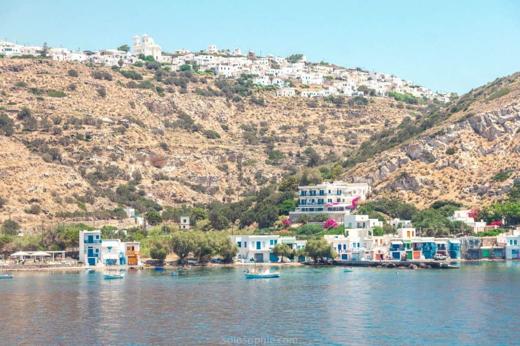 The villages are vibrant,the weather is warm and Milos is one Greek island you won't want to miss... Here are the best towns and villages in Milos, Greece!
