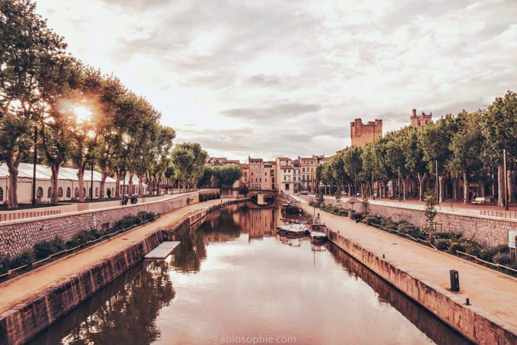 Free & Self-Guided Walking Tour of Narbonne City, Occitanie, France