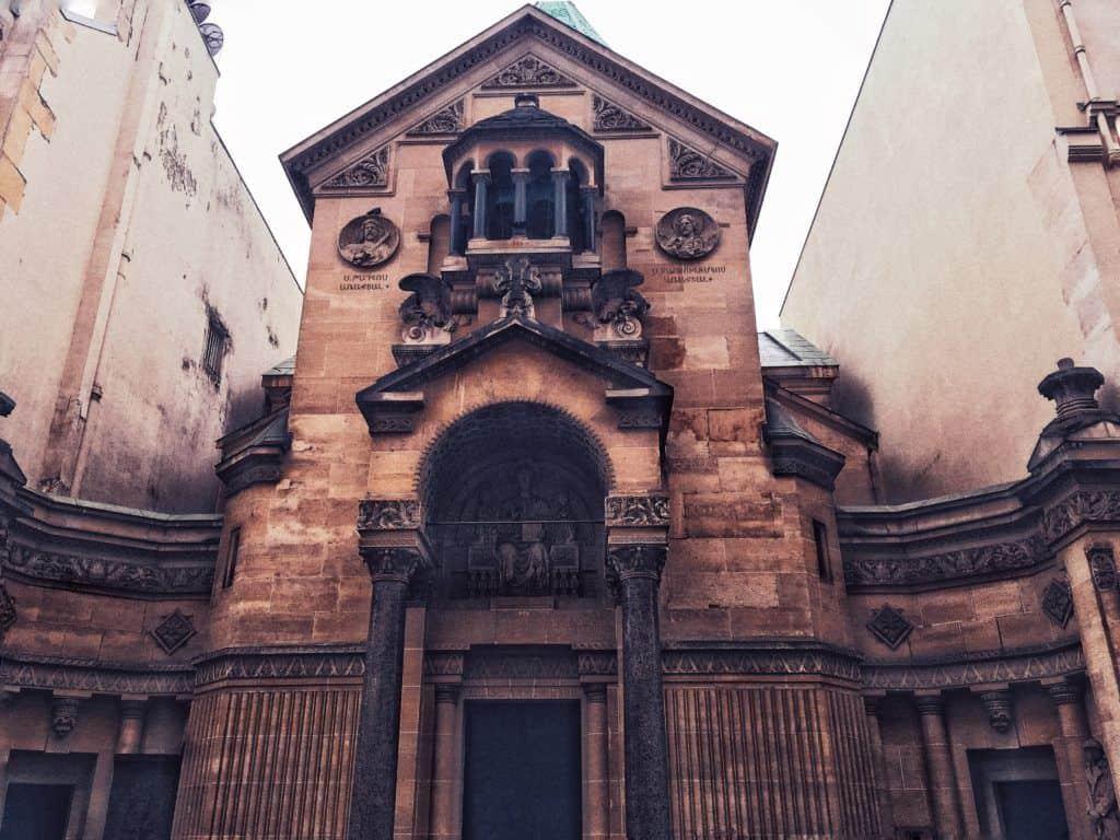 Armenian church in Paris, 8e arrondissement