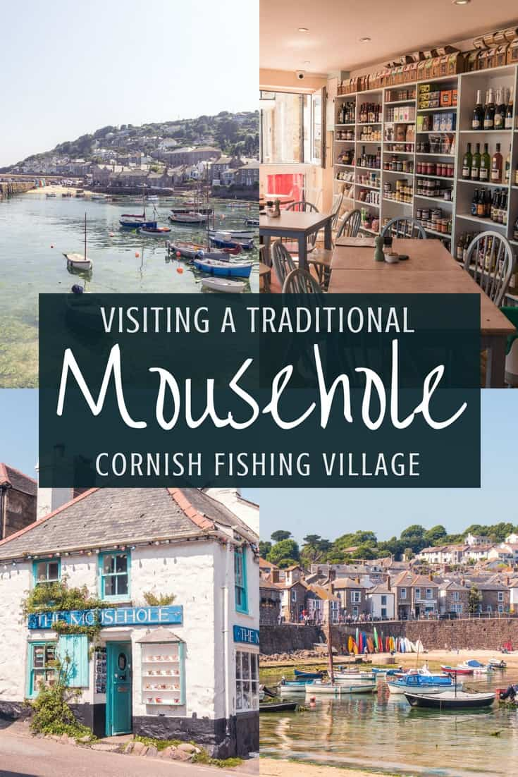 A quick guide to the best things to do in Mousehole, an Adorable Cornish Fishing Village Frozen in Time, South Cornwall, England. Cute cafes, ancient fishing port, rugged hiking trails, etc.
