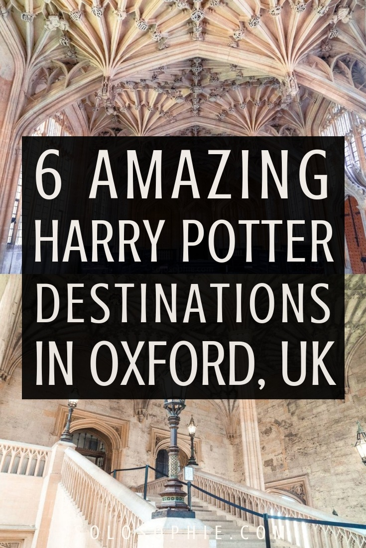Do you love the world of Harry Potter? Enjoy magic, mystery, and plenty of history of this Harry Potter in Oxford guided tour of Oxford, England