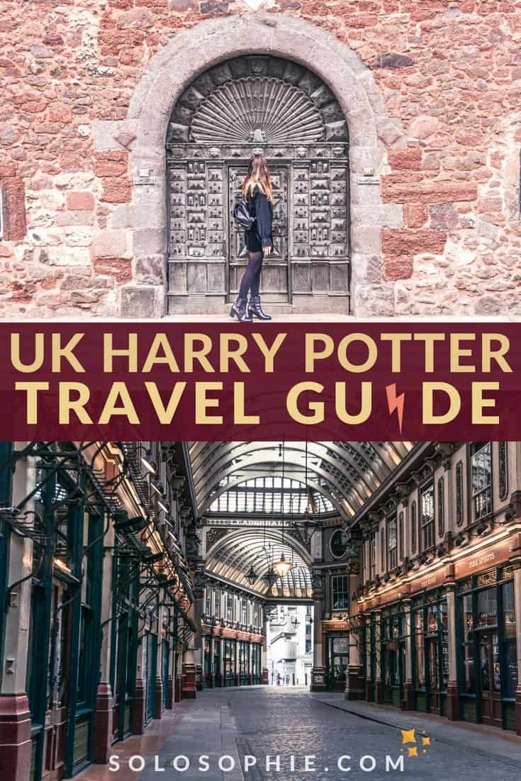 The Complete Harry Potter UK Travel Guide For Muggles. Here are the very best Harry Potter and wizarding locations in England and Scotland (Exeter, London, castles) etc