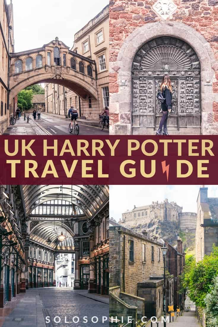 The Complete Harry Potter UK Travel Guide For Muggles. Here are the very best Harry Potter destinations in England and Scotland (Exeter, London, Alnwick castle, East Devon) etc
