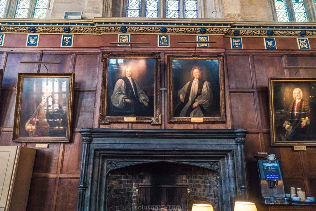 Self-Guided Tour to the Best of Harry Potter in Oxford: here are the very best filming locations in Oxford, England (Christ Church College, Bodleian Library, etc.)