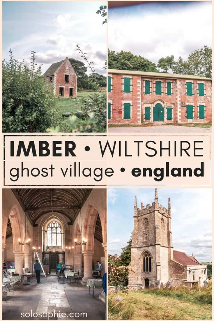 Imber, The Ghost Village of Salisbury Plain, Wiltshire, England: Visiting an abandoned village with a medieval church in the heart of England! Nags Head, Bell Inn, St Giles Church, etc