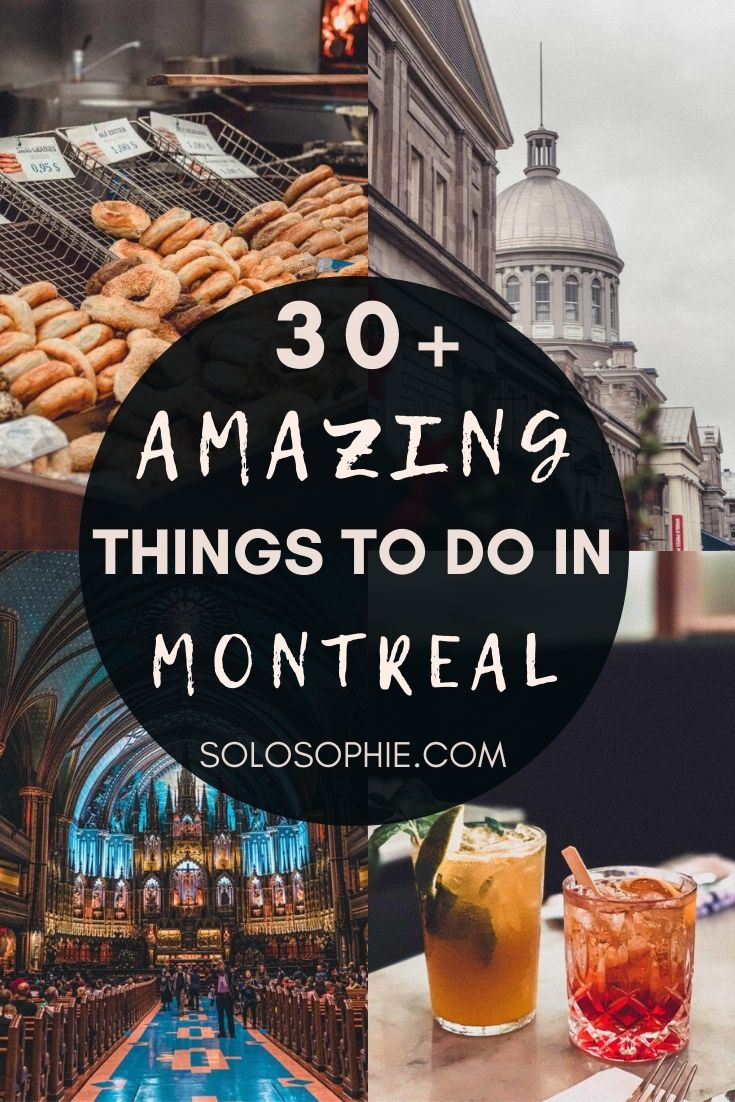 Things to do in Montreal Quebec Canada/ looking for the best of Montreal? Heres your ultimate guide