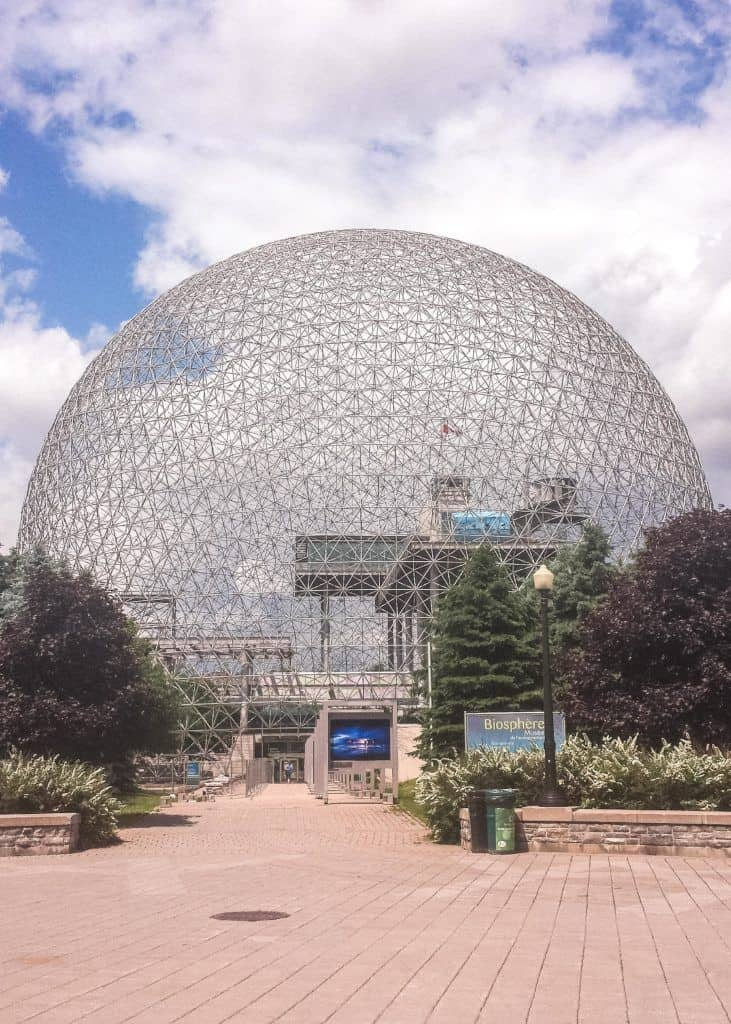 Biodome, Quebec, Montreal