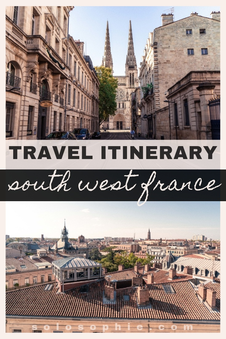 Here's your ultimate guide for enjoying two weeks in South West France. Where to go, what to eat, and the best hotels in Occitanie and Nouvelle Aquitaine, France Europe