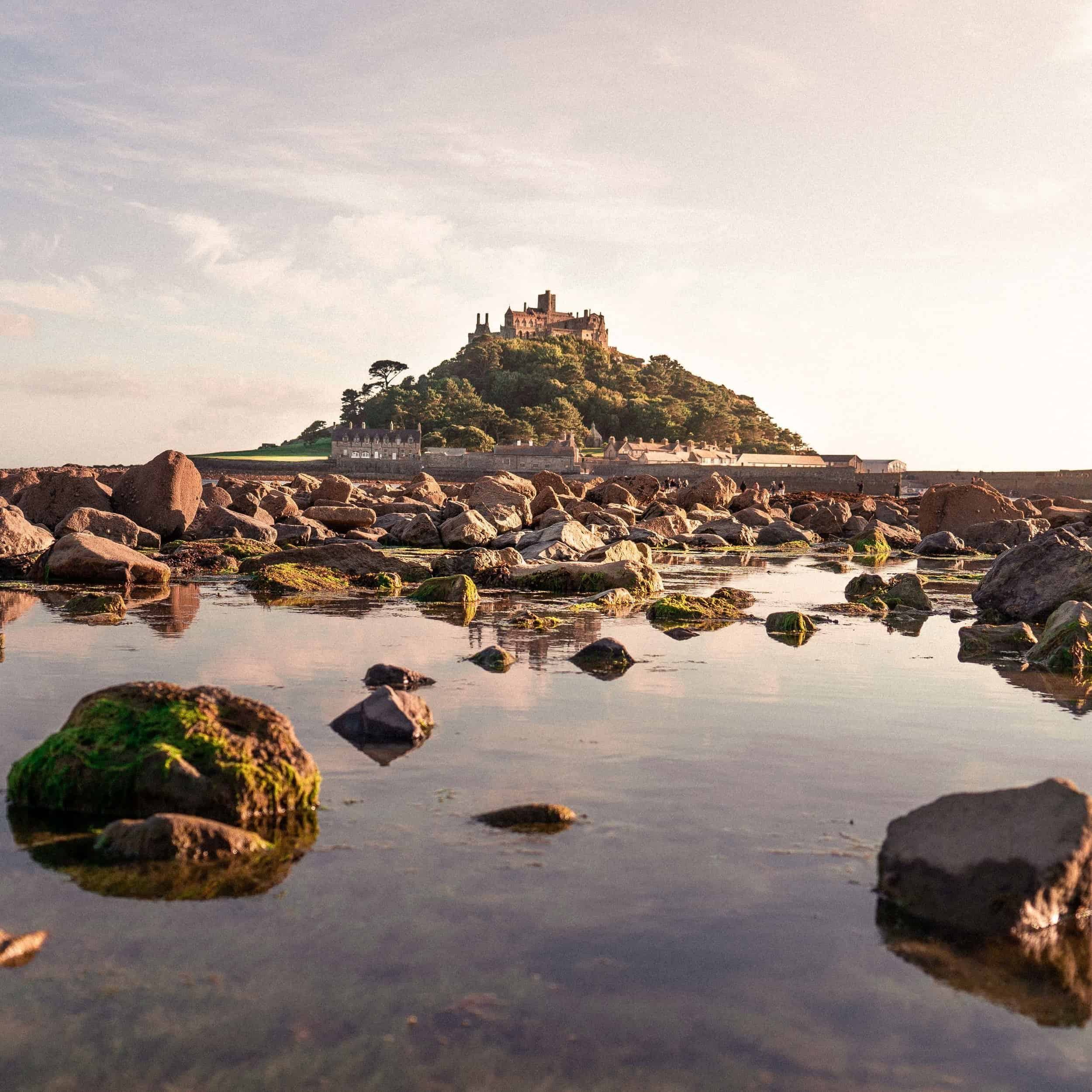 How to Visit St Michael's Mount: Cornwall's Most Magical Tidal Island, Cornwall, South west England