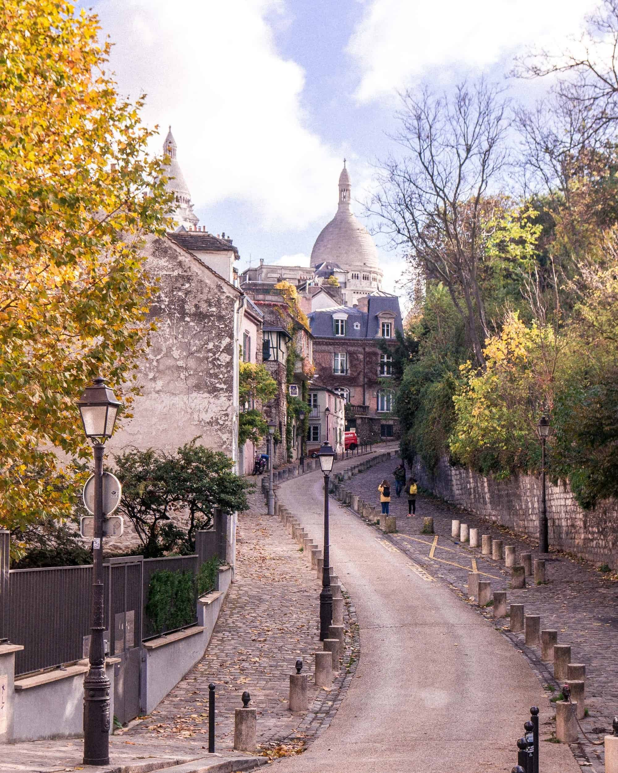 Solo Travel Guide: Best Things to do in Paris on your Own! Here are the top attractions to enjoy Paris, France alone; visiting a coffee shop, exploring museums, taking yourself on a self-guided walking tour of the city
