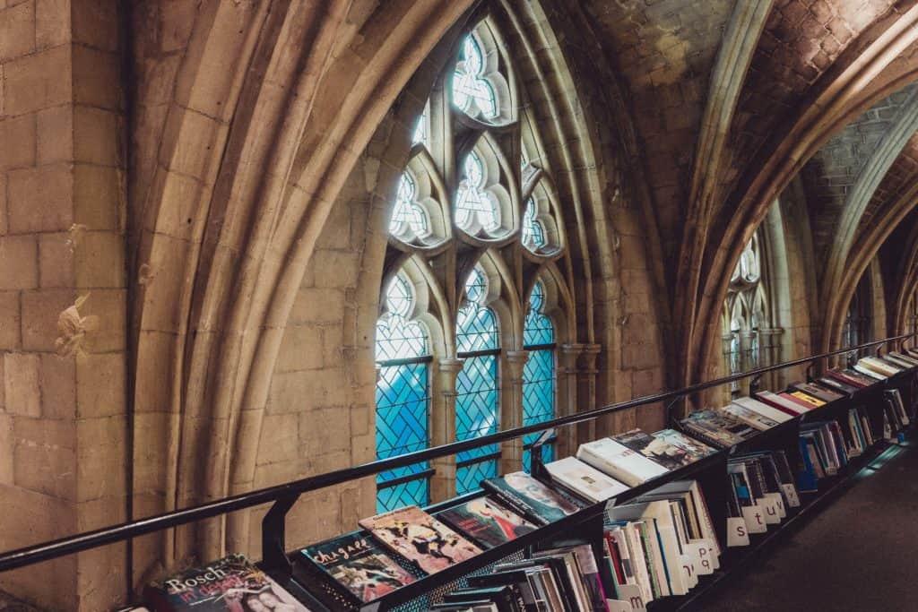 Boekhandel Dominicanen (Bookstore Dominicanen): The Most Beautiful Bookshop in Maastricht, The Netherlands