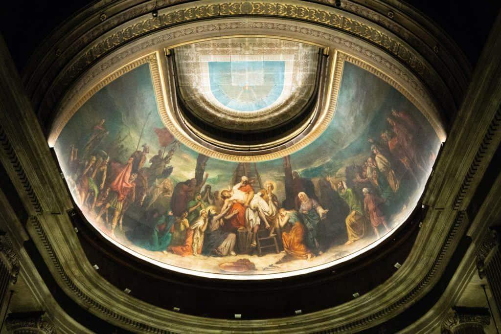 Eglise Saint-Philippe-du-Roule: The 8th Arrondissement Church Commissioned by Louis XV