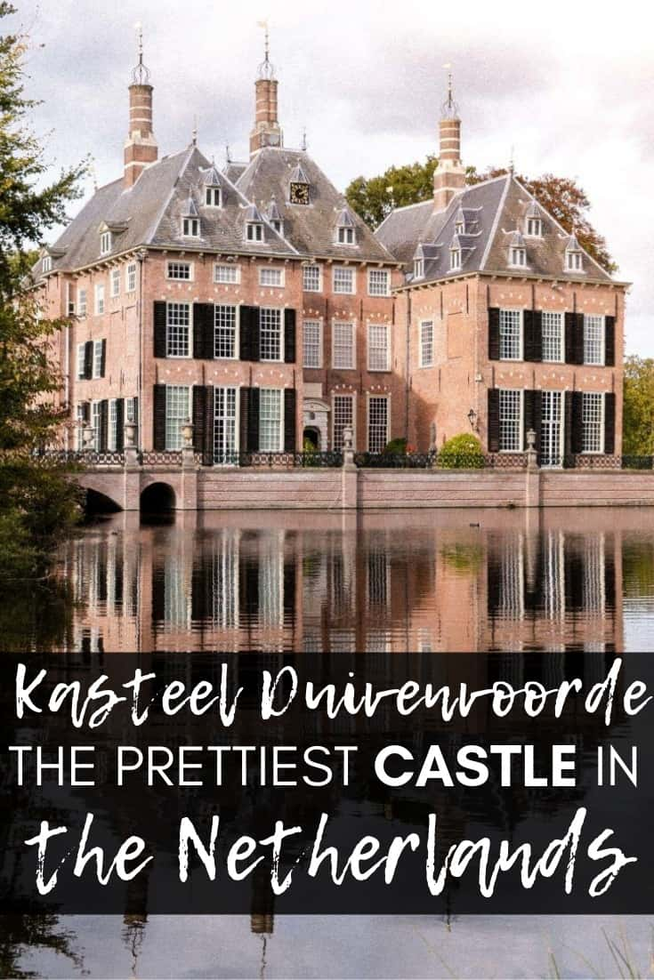 Kasteel Duivenvoorde: An Easy Day Trip from The Hague or Leiden in the Netherlands. Here's your guide to visiting one of the prettiest castles in the Netherlands.