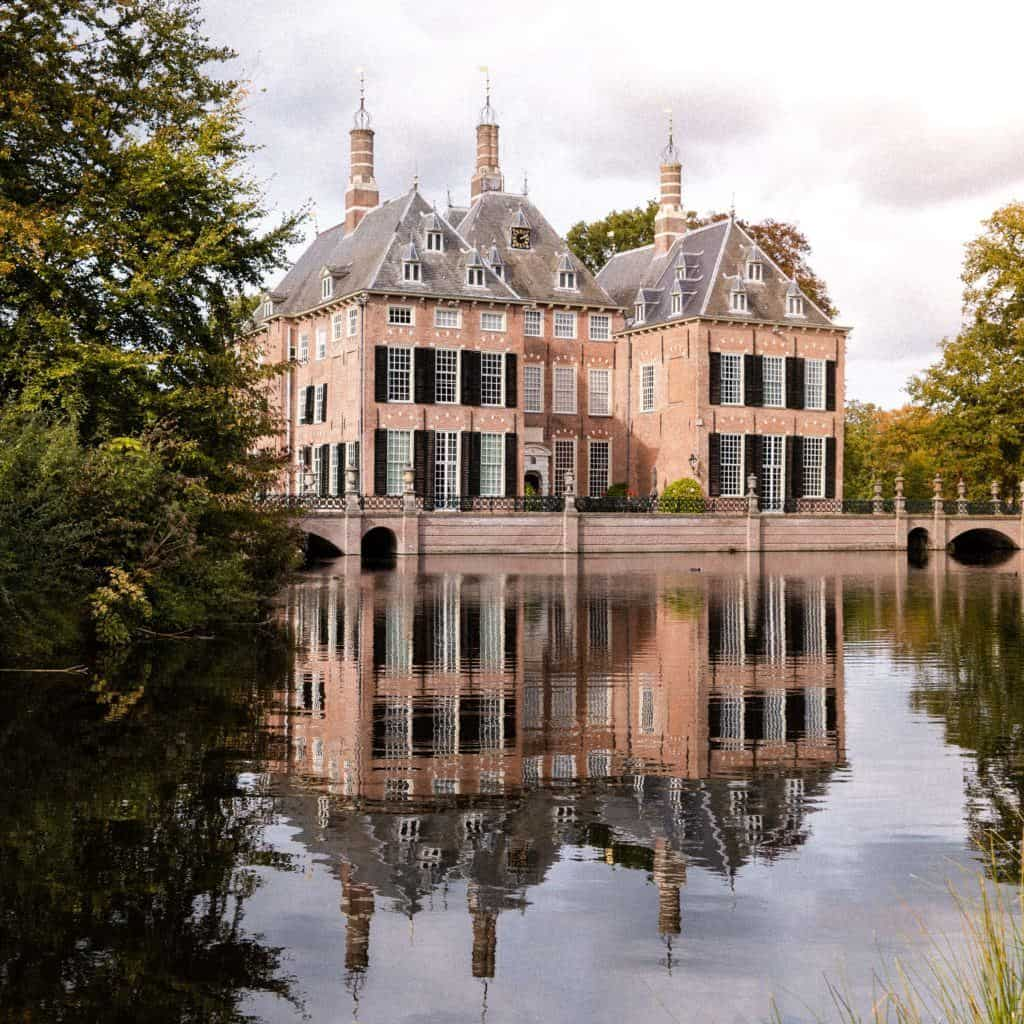 Kasteel Duivenvoorde: An Easy Day Trip from The Hague or Leiden, Holland, The Netherlands