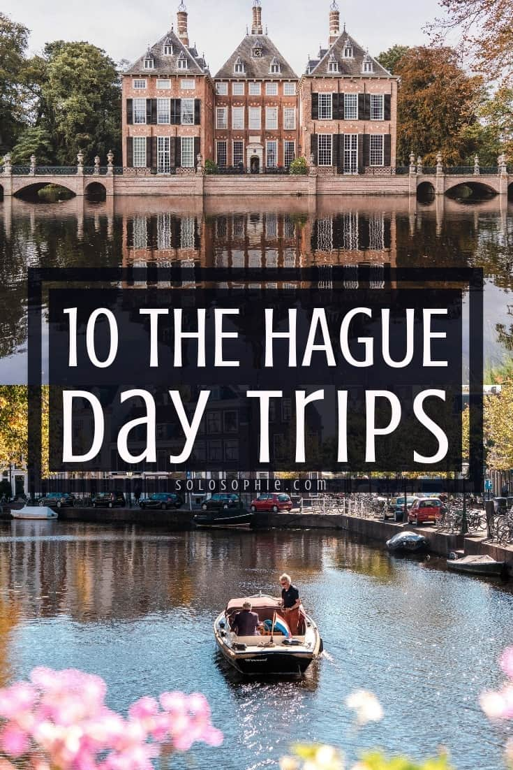The Best Day Trips from The Hague, The Netherlands: Here are the very best excursions from Den Hague, Holland. UNESCO world heritage sites, gourmet/ foodie experiences, and tulip museums.