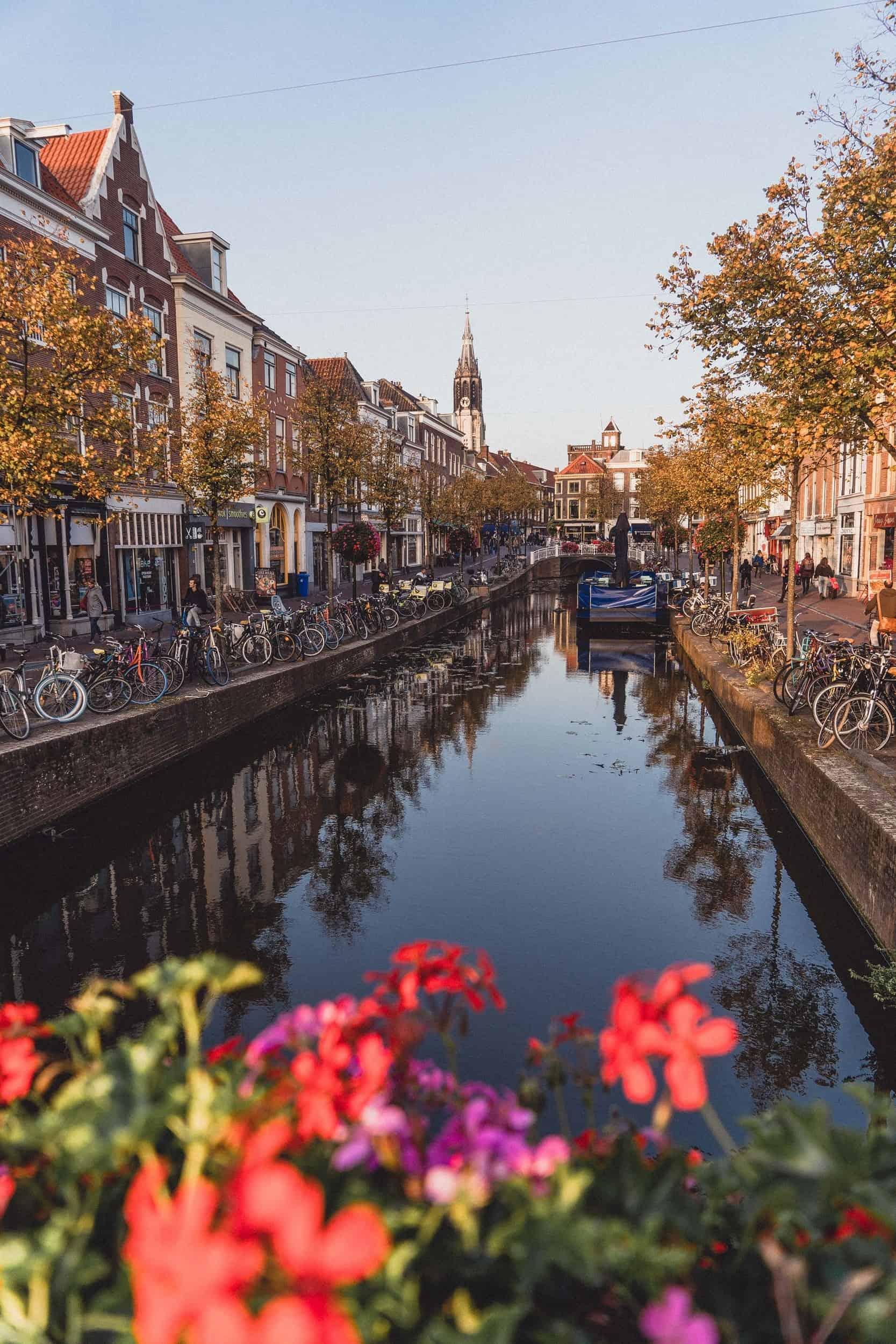 Visiting Bierhuis De Klomp, The Oldest Bar in Delft, The Netherlands
