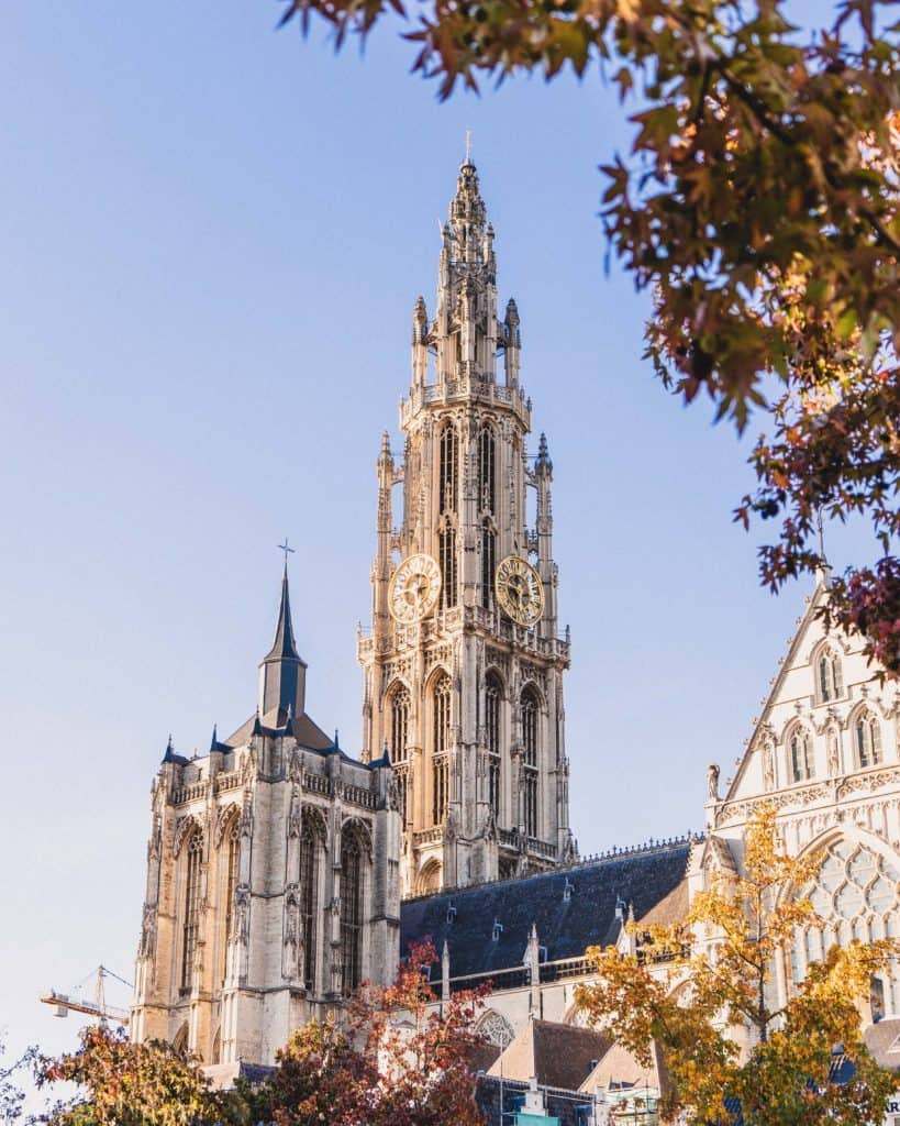 On the historical trail of Peter Paul Rubens in Antwerp, Northern Belgium. The final resting place of Rubens, many of the locations he visited and a quick history of the Flemish painter.