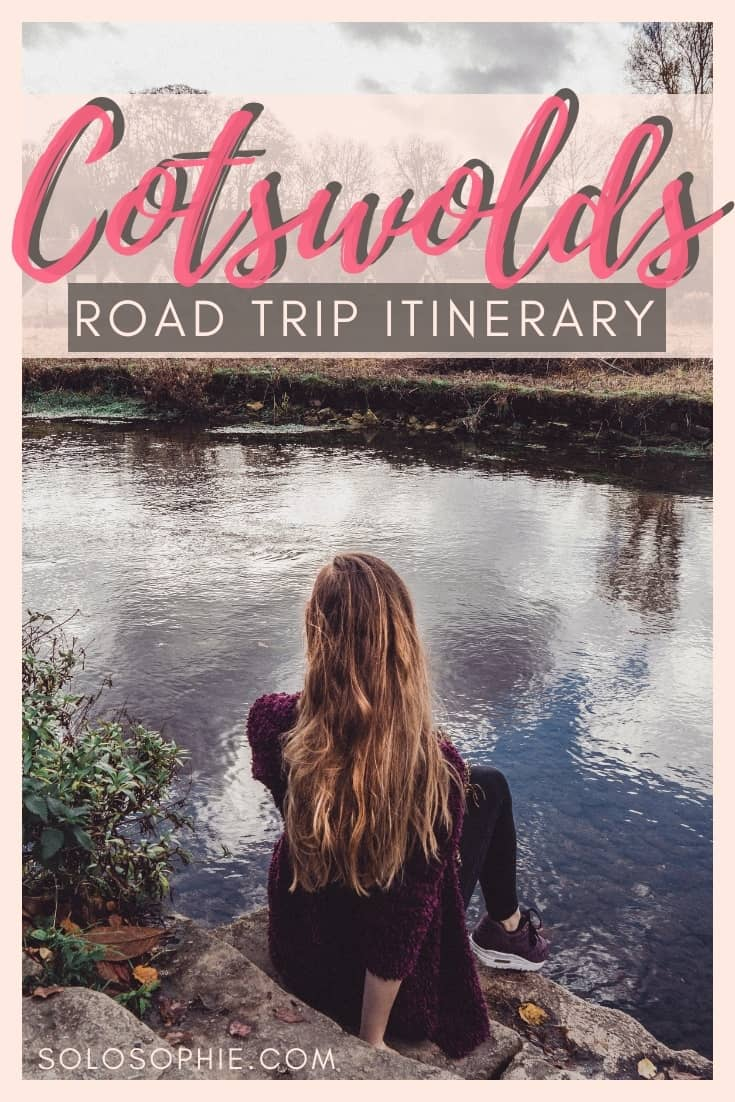 One day in the Cotswolds, Oxfordshire/ Gloucestershire, England. Here's an itinerary and guide for visiting Burford, Bibury, Bourton on the Water, the Slaughters, and more!