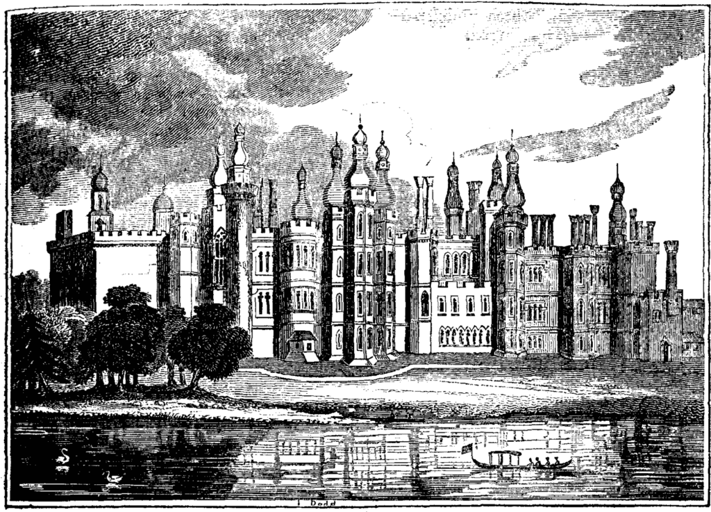 Imagine if the Lost Richmond Palace Was Still Standing Today...