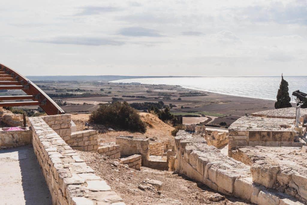 Kourion Amphitheatre: An Impressive Greco-Roman Theatre by the Sea in Cyprus