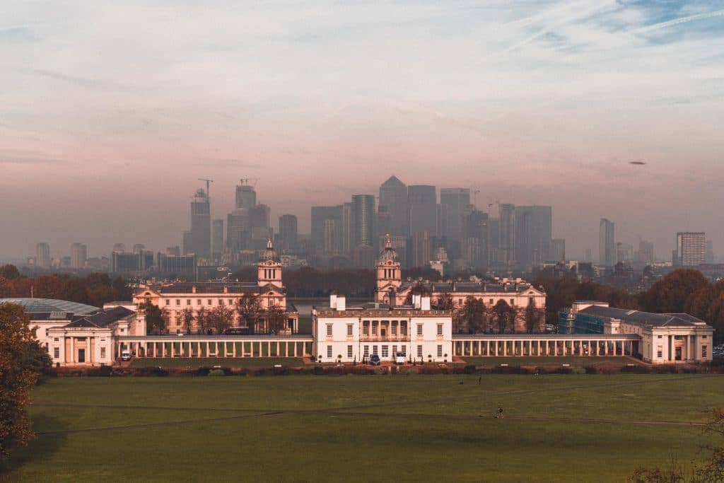 7 Reasons to Visit Greenwich on your next trip to London, England! Here's what you need to see in the greenest area of London; royal history (Henry VIII), parks, observatory, and more!