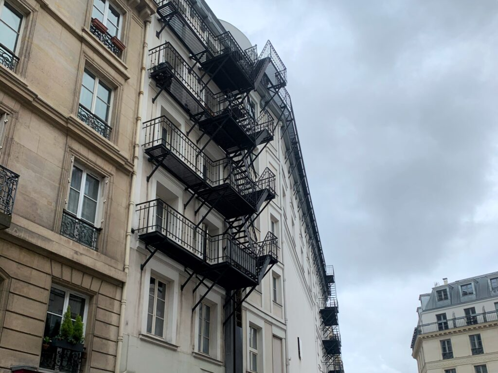 Discover a piece of New York in Central Paris