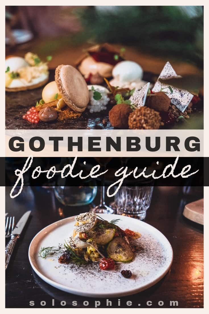 Here's what you need to eat in Gothenburg. A foodie guide to the best restaurants, cafes, coffee shops, and eateries in Gothenburg, West Coast, Sweden