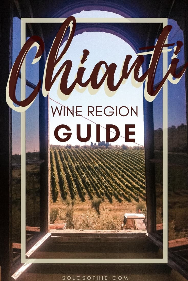 Your ultimate and complete guide to visiting the Chianti Region in Tuscany (Toscana), Italy. How to make an easy day trip to the region from Florence, best wine tasting tours, and the prettiest towns in Chianti.