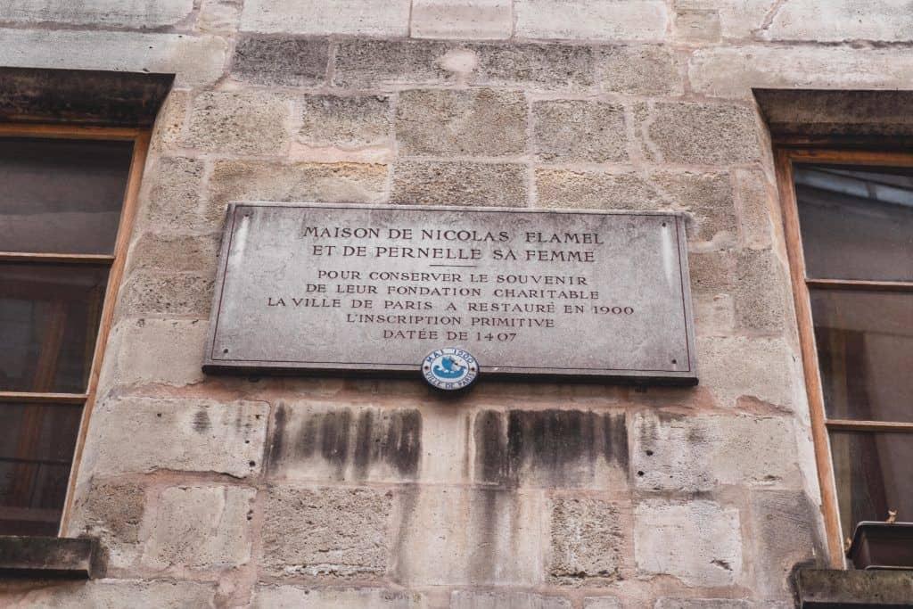Auberge Nicolas Flamel: Alchemy & A Historic House in Le Marais, Paris, France