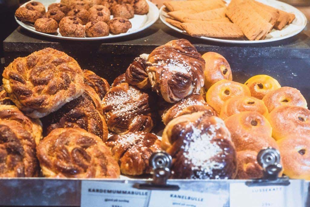 Da Matteo Fika Cafe in Gothenburg, Sweden