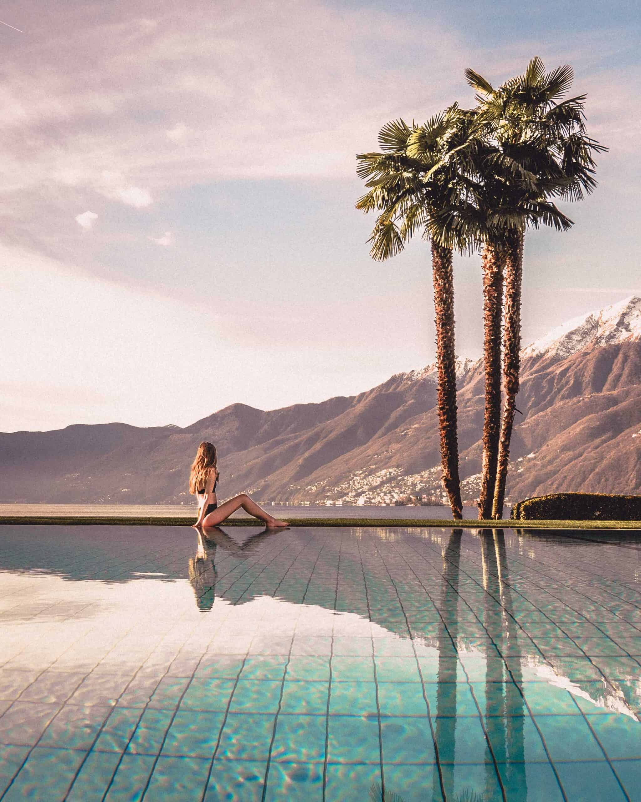 How to spend a weekend in Locarno, Ticino, Switzerland. 2 days/ 48 hours for the best things to do in Locarno, Ascona, and Lago Maggiore in Switzerland