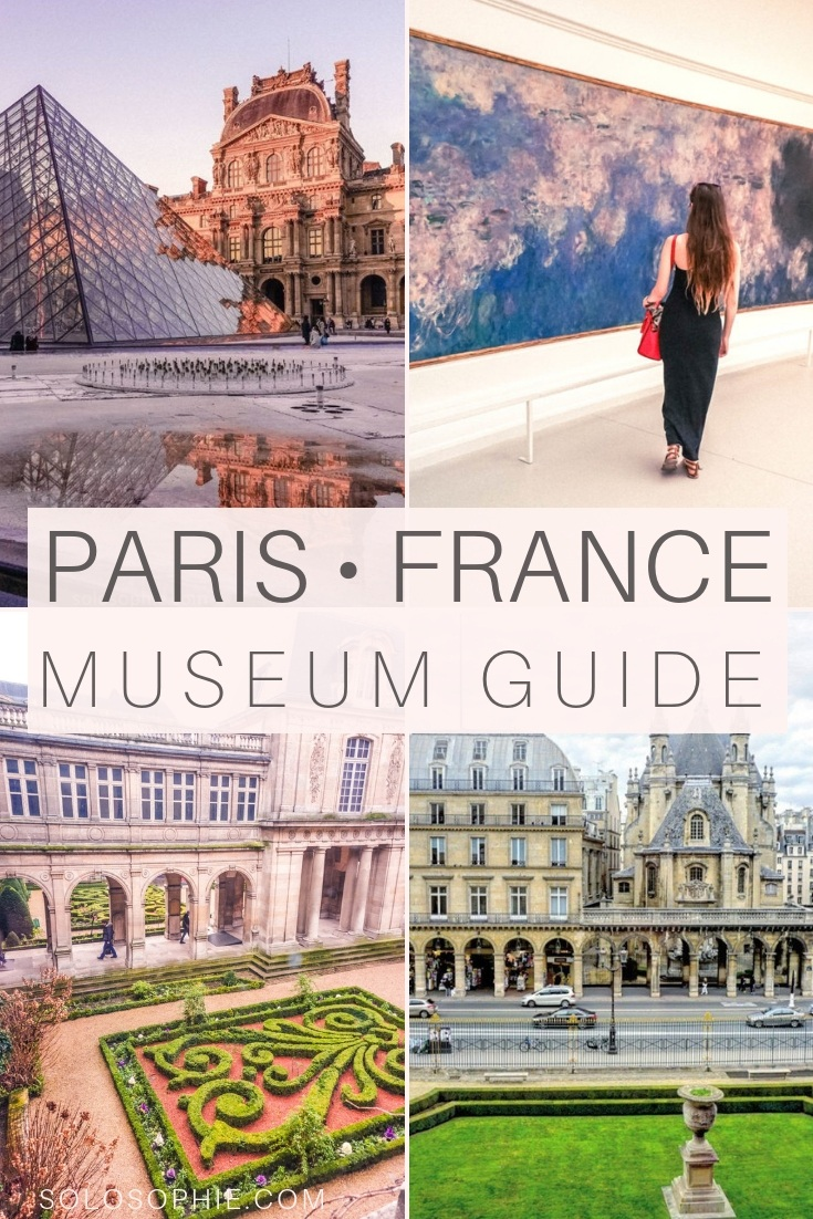 10 Best Museums in Paris: Must-See Cultural Parisian Destinations. Here's your guide to the museums of Paris; the sewer museum, the Louvre, the Orangery, and more!
