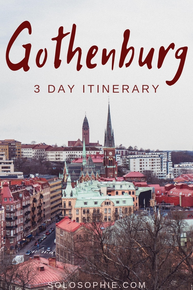 Gotheburg and the Bohuslän Coast; a three days in West Sweden guide and itinerary. Here's how to make the most out of 72 hours in Goteborg (including where to stay, what to eat, Gothenburg attractions, and more!)