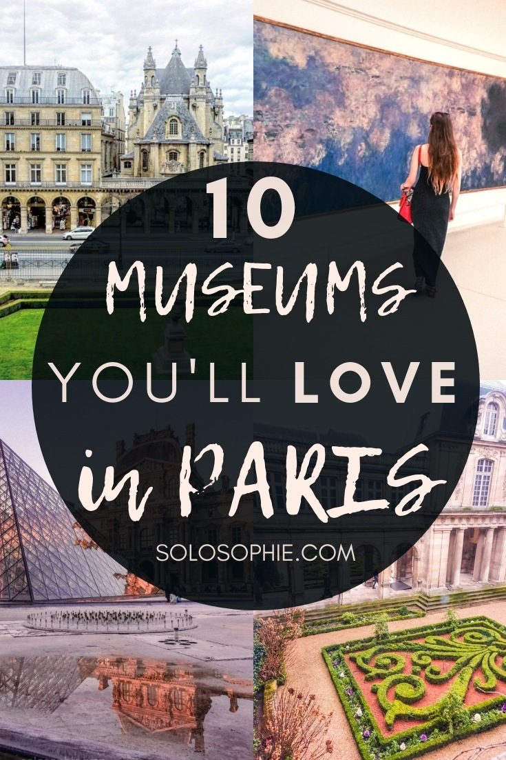 Looking to enjoy the best of culture in Paris? Here's your complete guide to museums in Paris you'll absolutely love. From hidden gems to major attractions, these are the top Paris Museums!