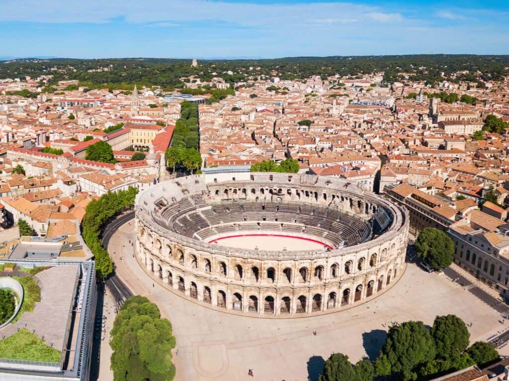 Nîmes France
