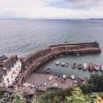 The Guernsey Literary and Potato Peel Pie Society Filming Locations in South West England (Clovelly, Bideford, Saunton Sands, etc)