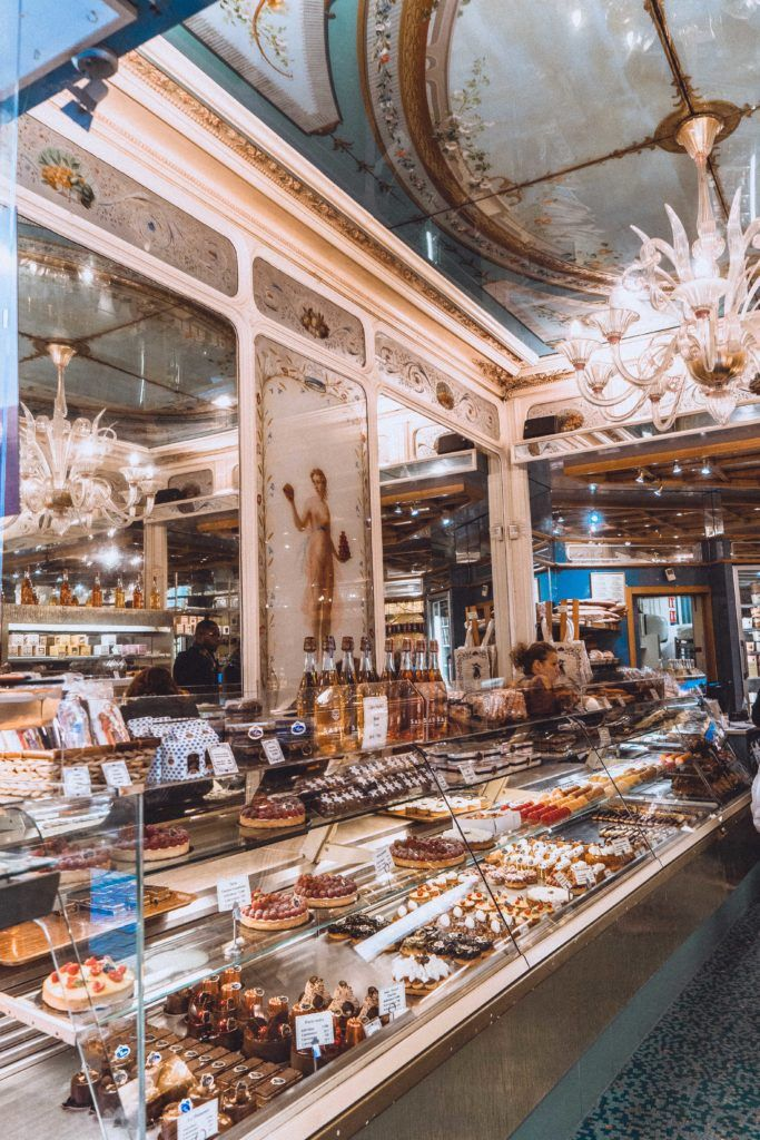 Stohrer: Visiting the Oldest Patisserie in Paris France (and the birthplace of Baba au Rhum)