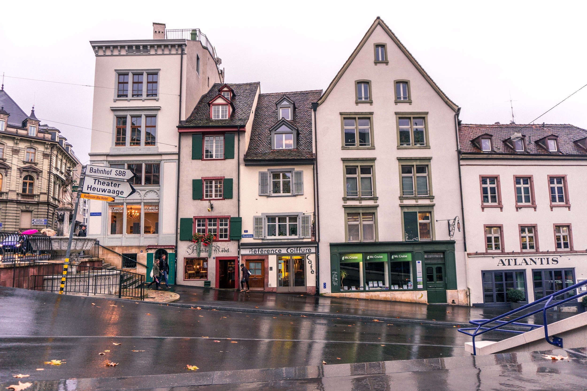 A guide to the best things to do in Basel Switzerland. Here's what to do, where to stay, how to visit and attractions in Basel, Canton of Basel-Stadt (including art museums, Basel Minster, and spalentor Medieval Gate)