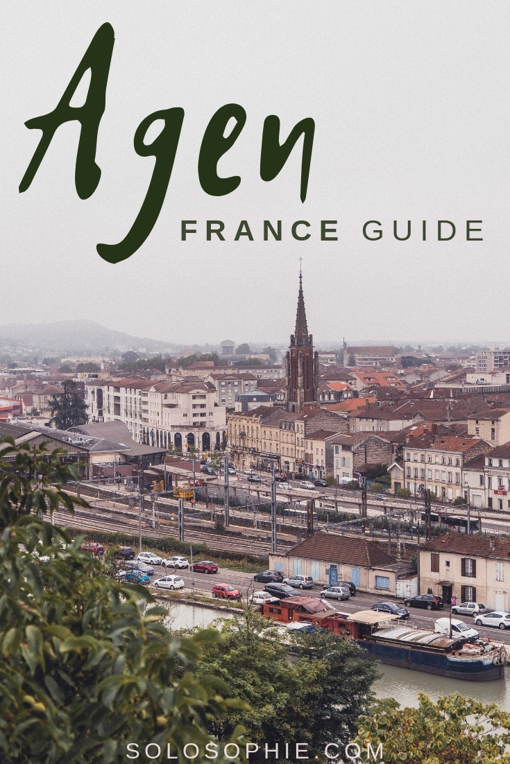 Agen Guide: Best things to do in Agen, South West France city between Toulouse and Bordeaux in Nouvelle Aquitaine. Here's where to stay, best attractions, including the second longest aqueduct of France