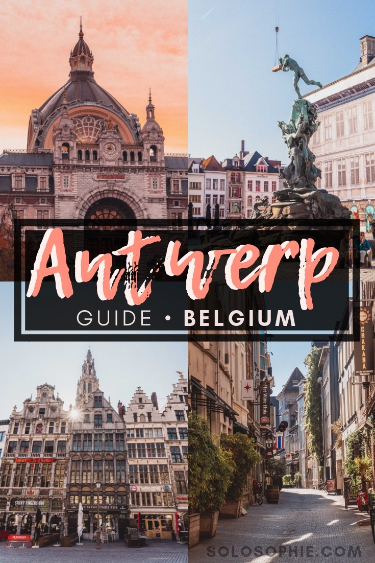 Antwerp travel guide: Here are the best things to do in the Northern Belgian city of Antwerp (also Antwerpen/ Anvers). Attractions to visit, where to stay, what you must eat and more!