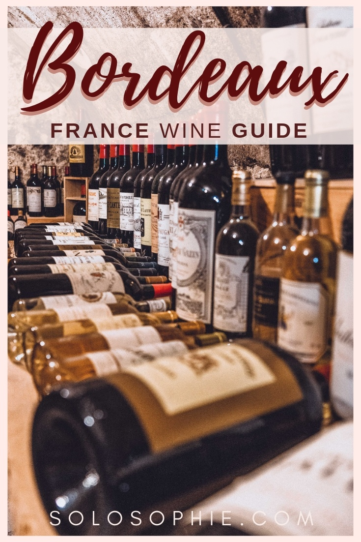 Bordeaux wine guide. Searching for the best wine things to do in Bordeaux, Nouvelle Aquitaine France? Here's your complete guide to wine tours, tastings, and experiences!!