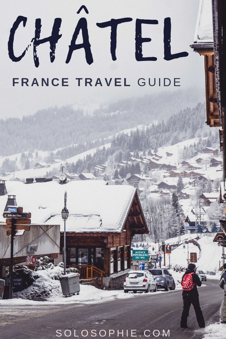 Châtel Guide: Best things to do in Chatel, Haute Savoie France city in the French Alps. Here's where to stay, best attractions, including ski in Chatel