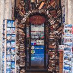 Hidden and unusual bookshop in Lyon. Here's how to visit Le Bal des Ardents bookstore on Rue Neuve in Lyon France