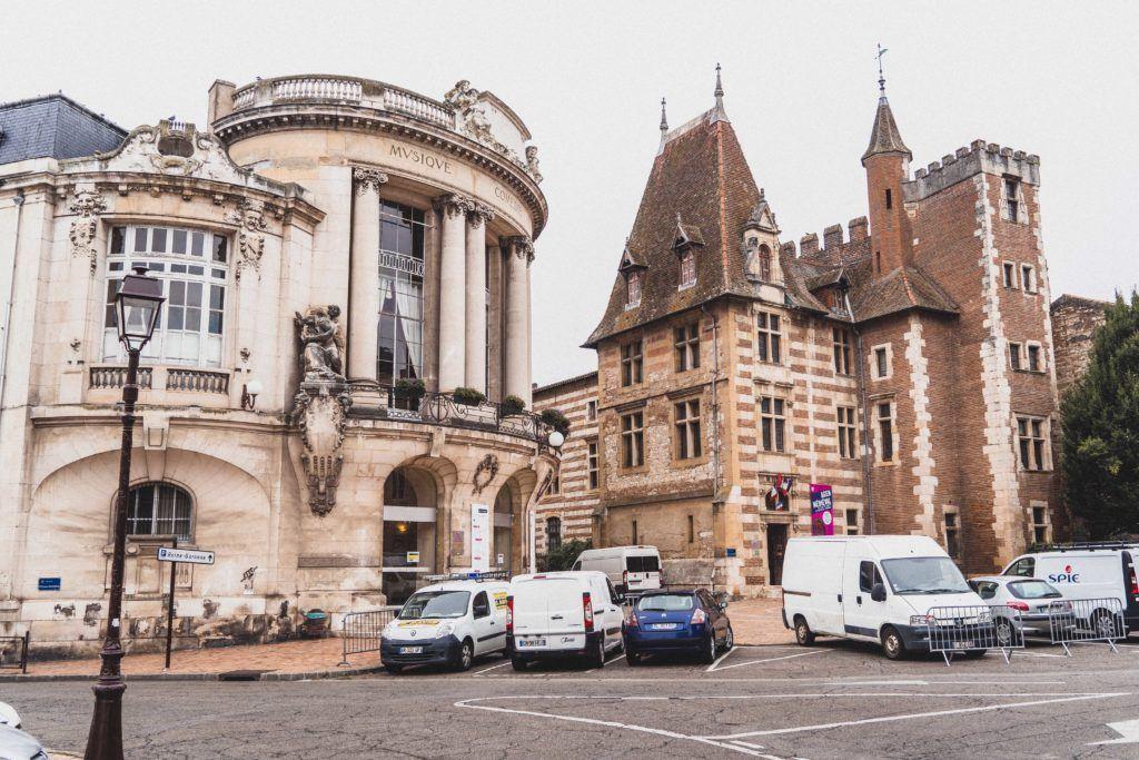 Musee des Beaux Arts, Agen, Nouvelle Aquitaine, South West France