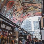 Markthal Rotterdam: A History, Highlights & How to Visit. Here's a guide to the largest indoor food market hall in the Netherlands and why you should make a trip on your next Dutch adventure!