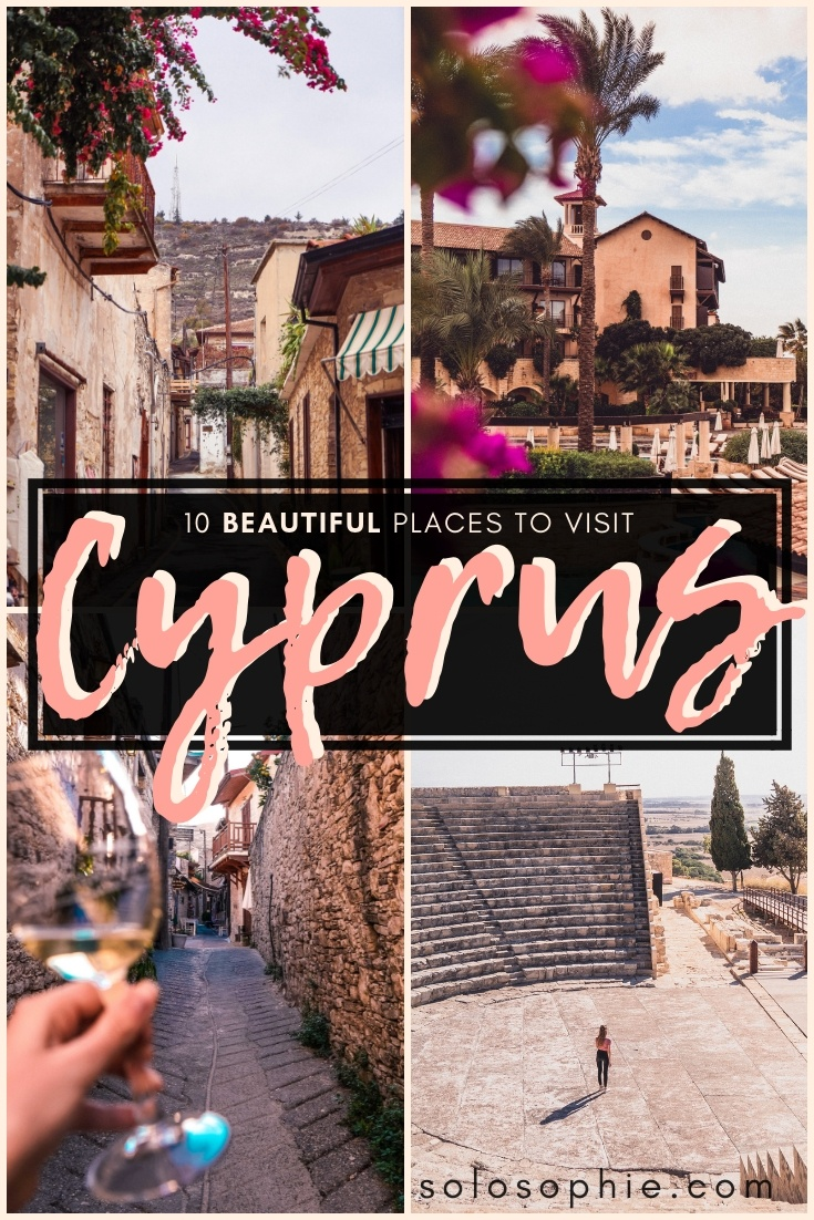10 Incredible Cypriot attractions and Places to Visit in Cyprus (here are the best coastal towns, historic sites, amazing cities, etc)